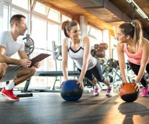 MASTER IN FITNESS E PERSONAL TRAINING