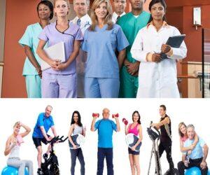 Manager d'attività di salute e fitness